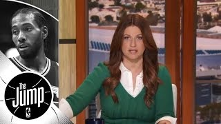 Rachel Nichols: How Kawhi Leonard and Spurs will impact rest of NBA free agency | The Jump | ESPN