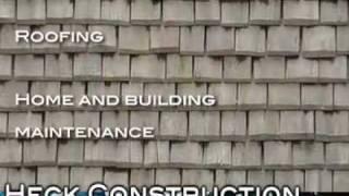 Heck Construction, Halstead, Ks