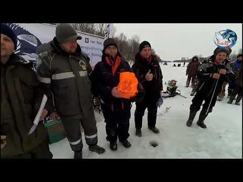 """Вручение призов от нашей компании """"Рождественское двоеборье 2019"""" с.Каракулино."""