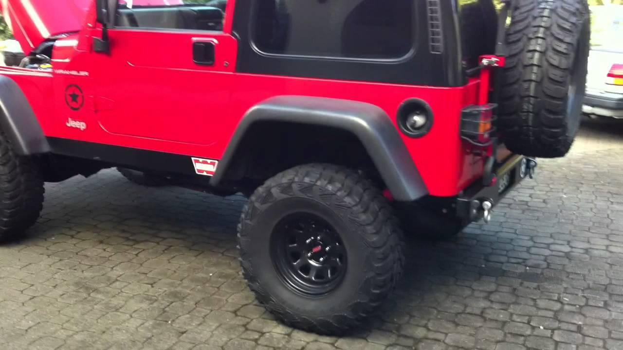 Jeep Wrangler Golen 4 6 stroker