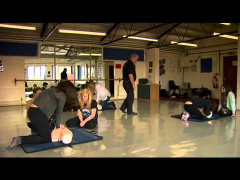 Fixers Rural First Aid Story on ITV News Tyne Tees, March 2015