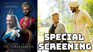 Special Screening of Hollywood Film 'Victoria And Abdul' | Ali Fazal