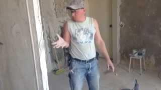 видео Демонтаж стяжки пола своими руками