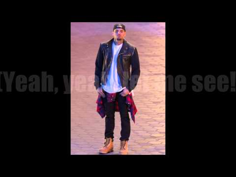 Loyal - Chris Brown ft. Lil' Wayne and French Montana *Official Clean Lyrics*