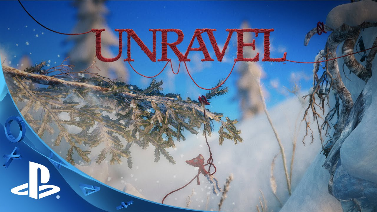Unravel - Official Story Trailer | PS4