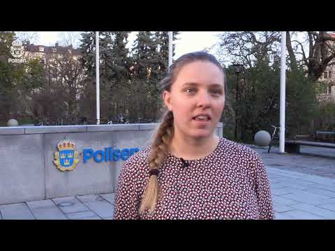 Emma, agil coach på polisens it