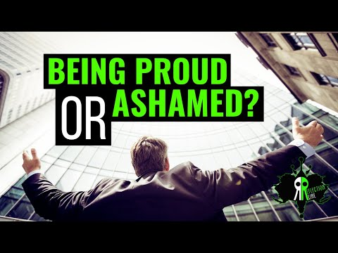 Is it OK to Be Proud of Yourself? Are You Proud of Yourself?