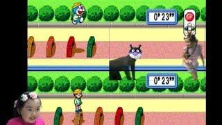 【NEW】ドラえもんレース ばいきんまん あやがゲームに入った ピコ ゲーム実況