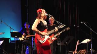 Erin Harpe - Hey Santa Baby - Rock n Soul Holiday Concert - Don Odells Legends