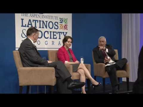 A Conversation with Cecilia Muñoz & Don Graham from the Aspen Institute