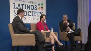 A Conversation with Cecilia Muñoz & Don Graham from the Aspen Institute Latinos and Society Summit