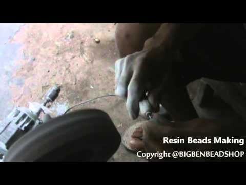How to Make Resin Beads