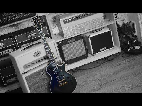 Harley Benton L-1000 VB Progressive Line (Les Paul) - Full Demo