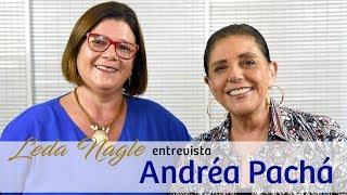 A VIDA NÃO É JUSTA . COM A PALAVRA A  JUÍZA  ANDREA PACHÁ | LEDA NAGLE