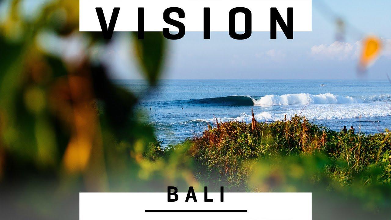 Kelly Slater, Sally Fitzgibbons e Italo Ferreira Talk KERAMAS, Bali | VISÃO