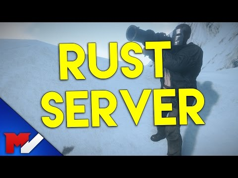 RUST SERVER! - Viking Republic Modded Rust Server