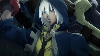 God Eater Ep 9 - Beautiful background song / Episode 9