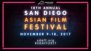 2017 San Diego Asian Film Festival Trailer