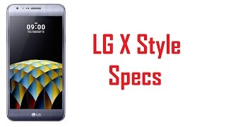 LG X Style Specs, Features & Price