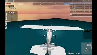 AIRPLANE GAME ON ROBLOX!