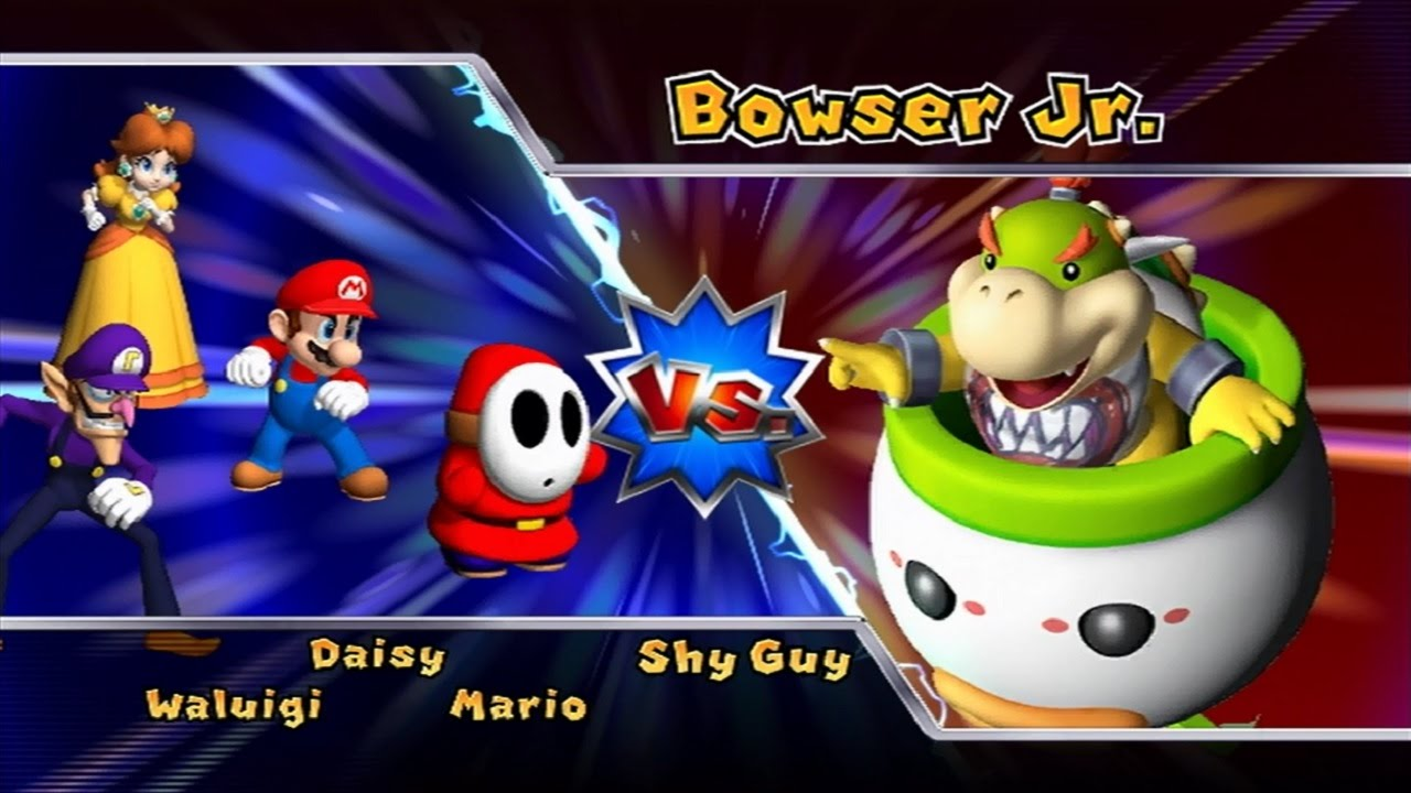 Mario Party 9 Party Mode Bowser Station Youtube