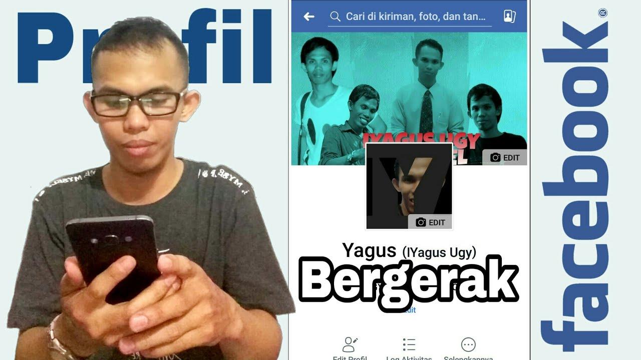 Cara Mengganti Foto Profil Facebook Dengan Video Atau Animasi Youtube