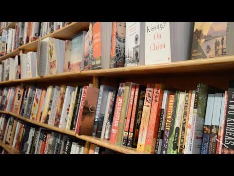 Best Bookstore: Kramerbooks & Afterwords Cafe