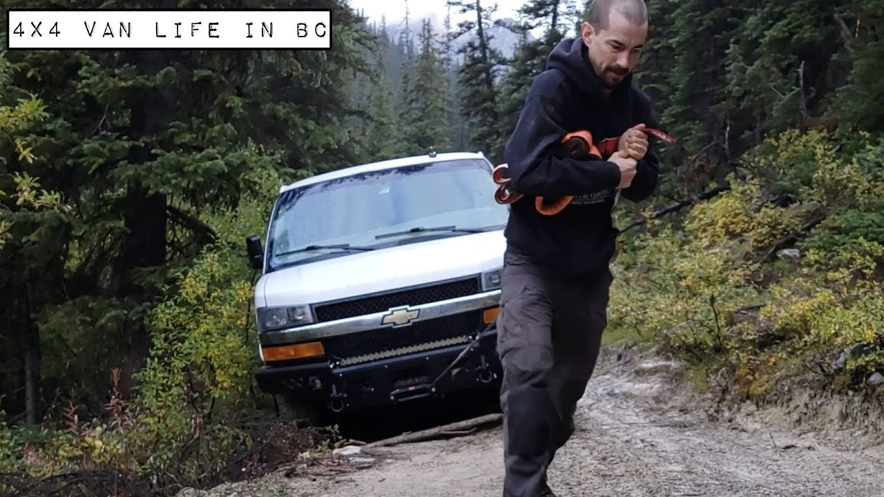 Download 4x4 Van Life in BC - It's Getting Cold!