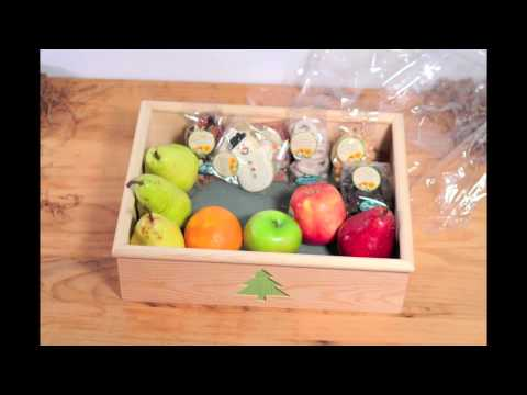organic-bouquet-stop-motion-unboxing-by-fruit-basket-review
