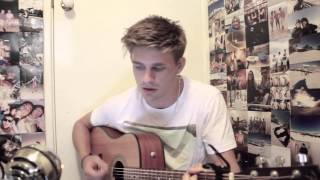Beneath your beautiful - Labrinth Ft. Emeli Sande - Acoustic Cover