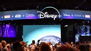 Gambar cover Disney shares have lost about a quarter of their value in the last month