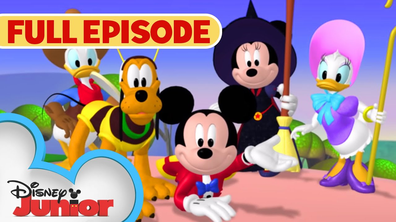 Mickey S Treat Full Halloween Episode Mickey Mouse Clubhouse