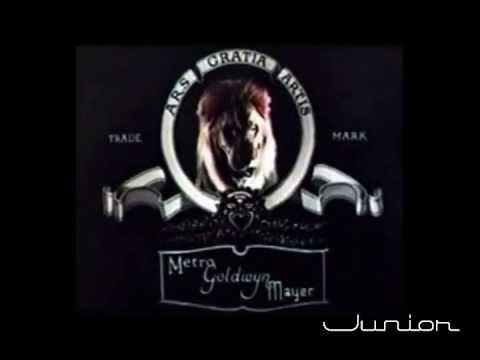 Metro-Goldwyn-Mayer - Evolução das Vinhetas de Aberturas da