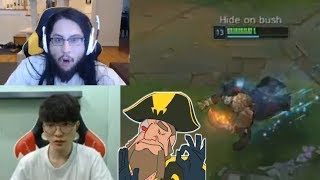 Faker Becomes Tobias Faker *GP Combo*   Imaqtpie's Challenger Advice   BoxBox   VoyBoy   LoL Moments