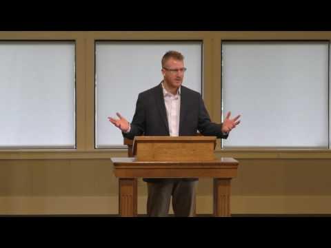1 Knowing Christ - Dr. Mark Jones