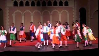 The Gondoliers Act 1 Finale