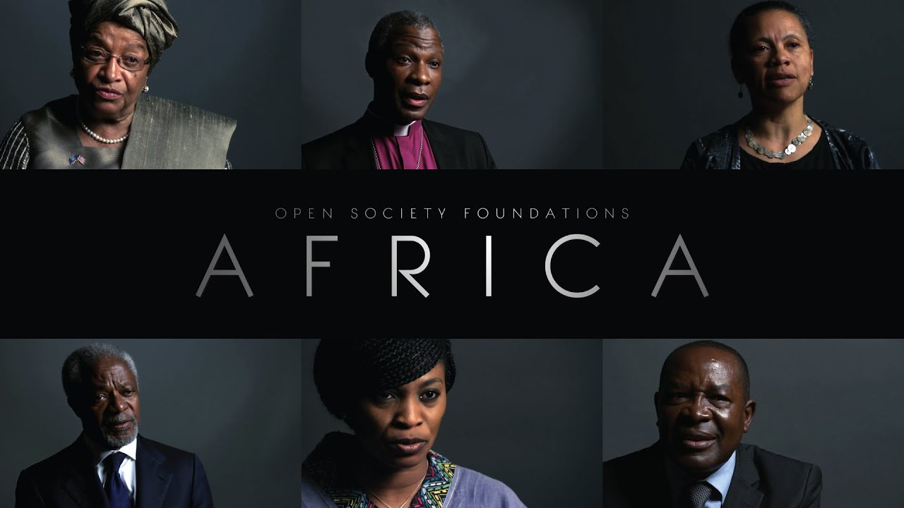 The Open Society Foundations and Africa