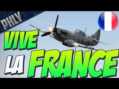 VIVE LA FRANCE! D.521 (War Thunder French Gameplay)
