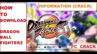 How to download   DRAGON BALL FIGHTERZ  |PC CRACK