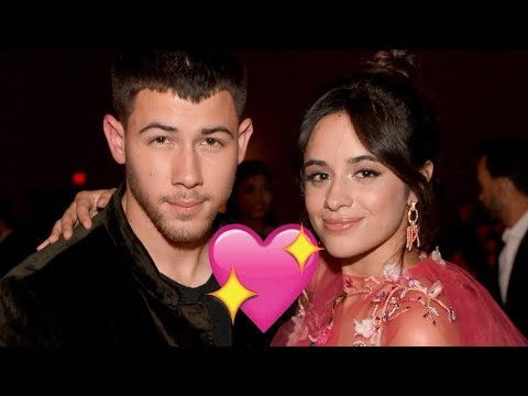Camila Cabello & Nick Jonas Sharing a New Year's KISS!!?