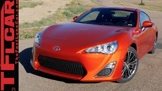 2016 Scion FR-S Performance Review: Just One Turbo away from Perfection