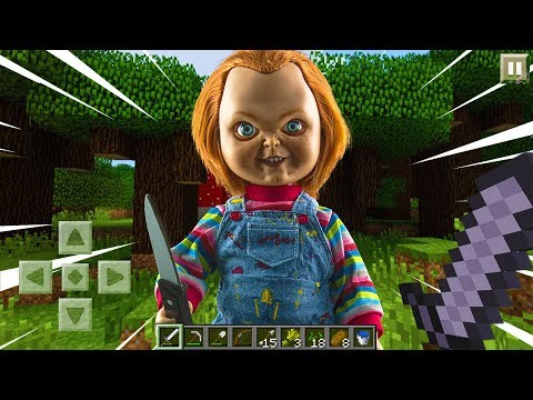How To SUMMON Chucky in Minecraft! (scary)