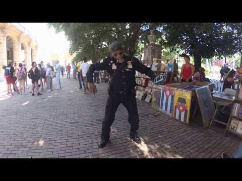REAL CUBA: Havana , music and police