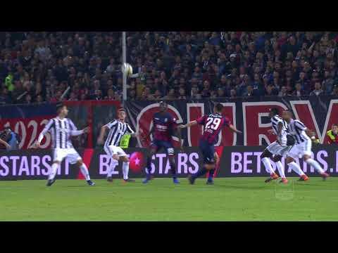 Il gol di Simy - Crotone - Juventus 1-1 - Giornata 33 - Serie A TIM 2017/18