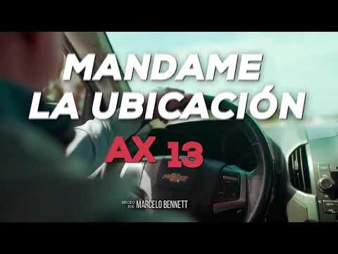 mandame la ubicación ax 13