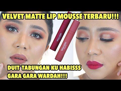 terbaru!-wardah-velvet-matte-lip-mousse-solusi-buat-si-bibir-kering-tetep-kece-(review-+lipswatches)