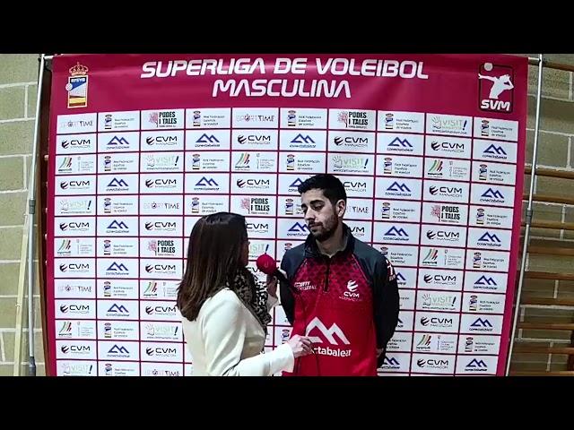 Entrevistes CVM Conectabalear - Unicaja Costa de Almería