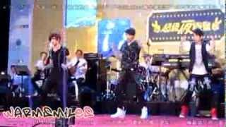 20130907 SpeXial - Super Style (終極一班3新加坡宣傳)