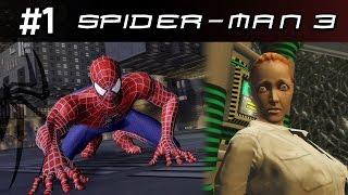 🕷 Spider-man 3 - Episode #1 - DES BOMBES ET DES FAILS ^^ - Let