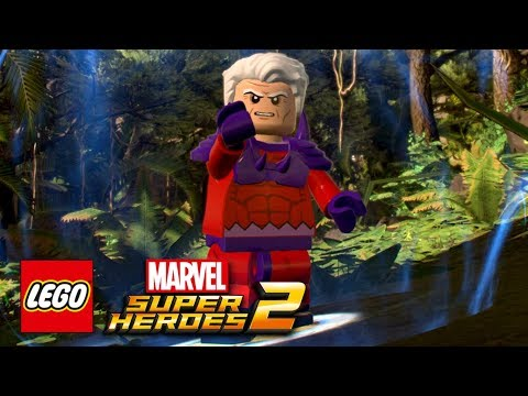 LEGO Marvel Super Heroes 2 - How To Make Magneto (Classic)
